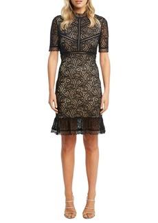 Bardot Theodora Lace Sheath Dress