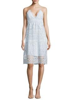 Bardot Versailles Lace Dress