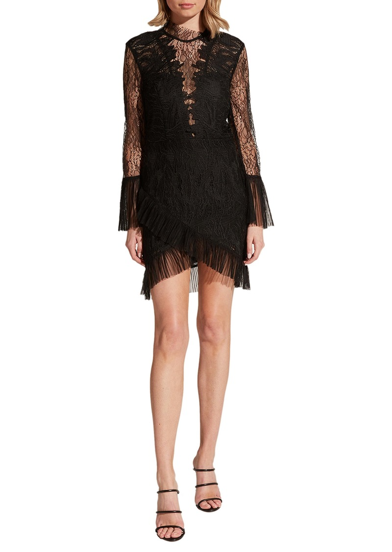 Bardot Wistonia Lace Cocktail Dress