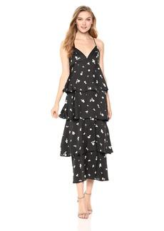 Bardot Women's Dalia Tiered Dress  Extra Small