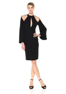 Bardot Women's Drape SLV Dress