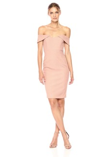 Bardot Women's Petite Eva Snake Dress