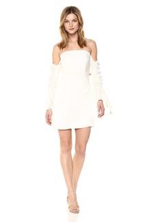 Bardot Women's Inez Drawcord Dress  L