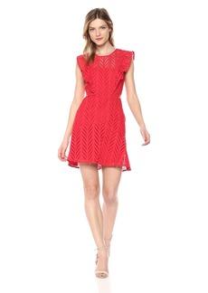 Bardot Women's Kira Frill Dress  M