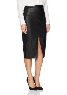 Bardot Women's Lara Pu Skirt