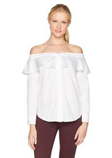 Bardot Women's Natasha Frill Shirt