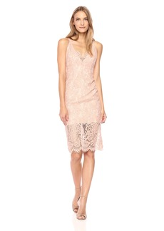 Bardot Women's Pencil Lace Dress