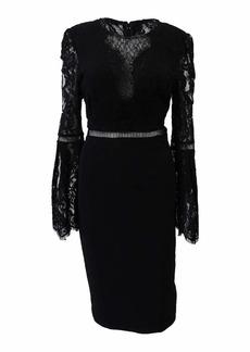 Bardot Women's Petite Faedra Lace Dress