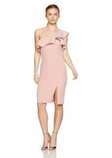Bardot Women's Petite Ruffle Dress  Small