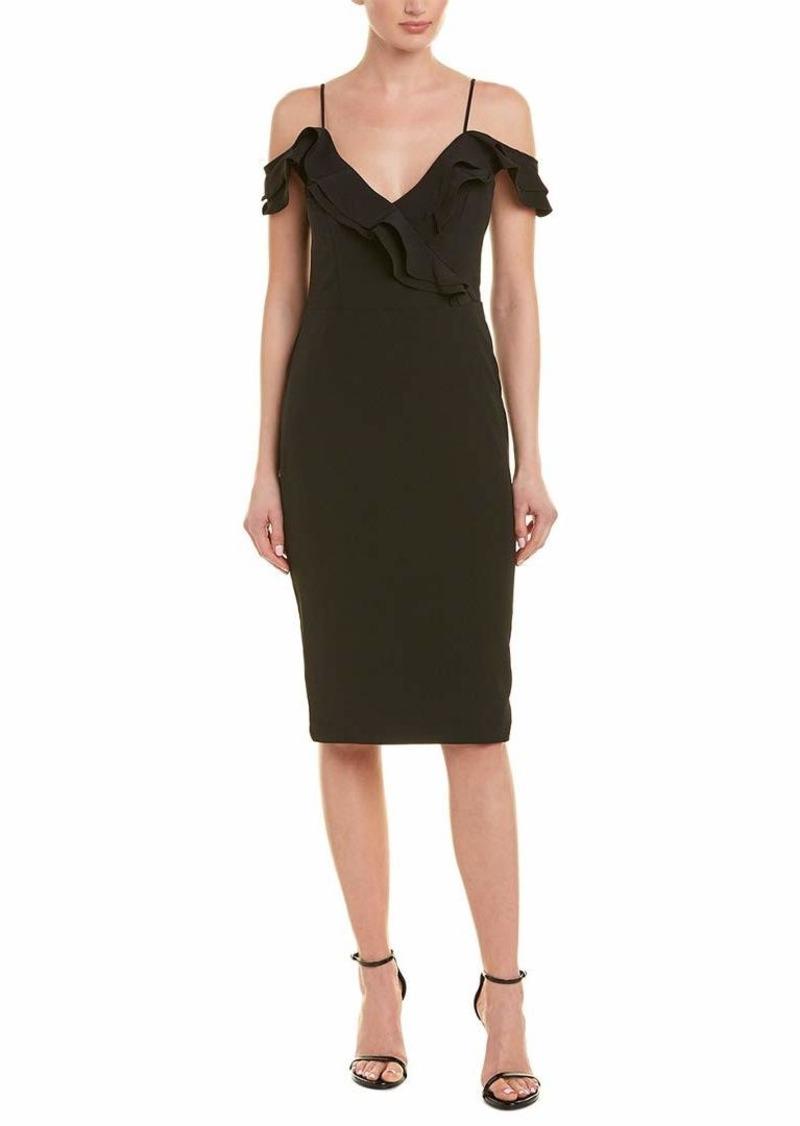 Bardot Women's RAENE Frill Dress