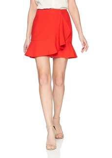 Bardot Women's Sienna Frill Skirt  L