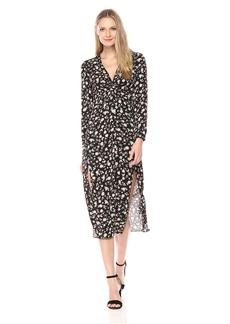 Bardot Women's Split Dress