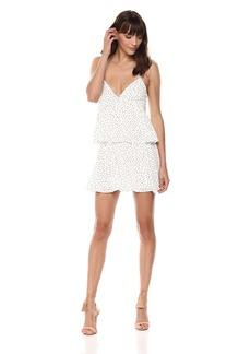 Bardot Women's Spotty Tier Dress