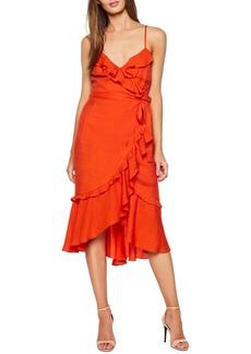 Bardot Zoe Faux Wrap Dress