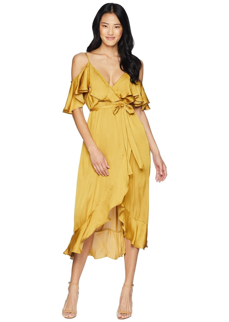 871d9e6c6124 Bardot Bea Wrap Dress