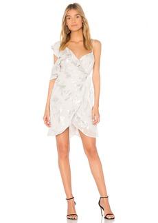 Bardot Burnout Dress