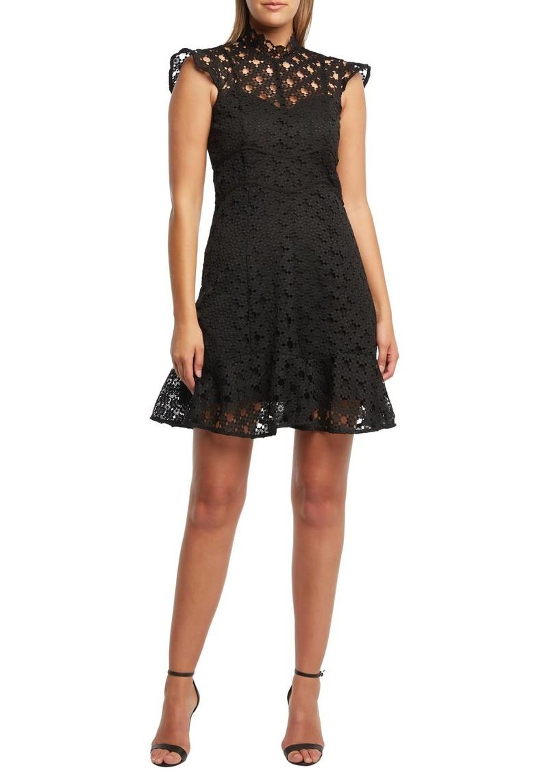 Bardot Mila Lace Party Dress