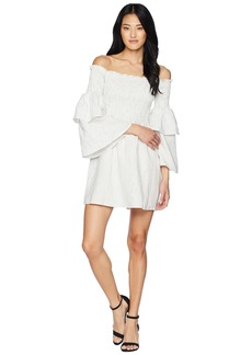 Bardot Nuno Shirred Dress