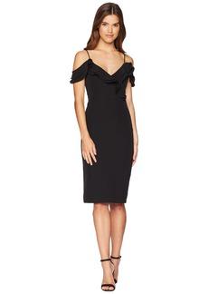 Bardot Raene Frill Dress