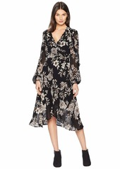 Bardot Romantic Wrap Dress