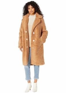 Bardot Teddy Long Coat