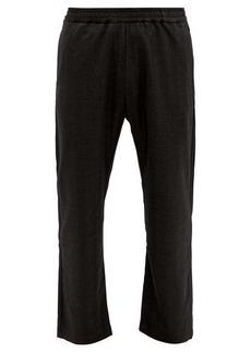 Barena Venezia Bativoga elasticated-waist wool-blend trousers
