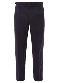 Barena Venezia Masco cropped wool-blend trousers