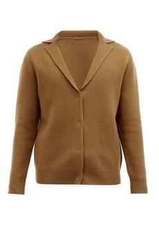 Barena Venezia Orada notch-lapel wool cardigan