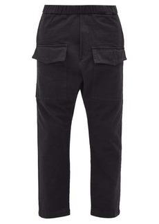 Barena Venezia Riofondo cropped cotton trousers