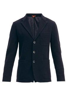 Barena Venezia Torcea single-breasted wool-blend blazer