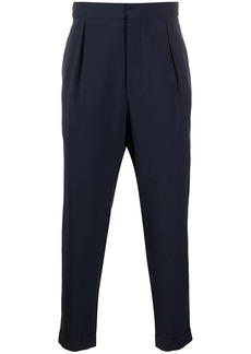 Barena concealed front trousers