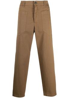 Barena straight-leg chino trousers