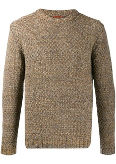 Barena textured knit jumper