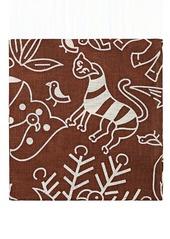 Barneys New York Men's Animal- & Floral-Print Linen Pocket Square
