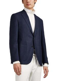 Barneys New York Men's Brad Wool Two-Button Sportcoat