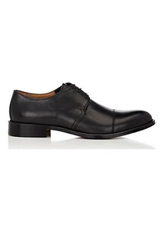 Barneys New York Men's Cap-Toe Bluchers