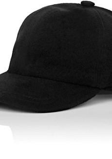 Barneys New York Men's Cashmere Melton Baseball Cap