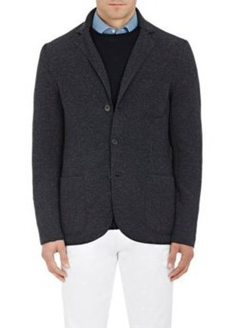 Barneys New York Men's Cashmere Three-Button Sportcoat