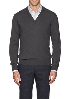 Barneys New York Men's Cashmere V-Neck Sweater