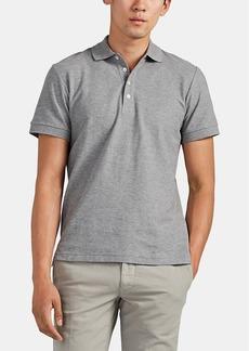 Barneys New York Men's Cotton Piqué Polo Shirt