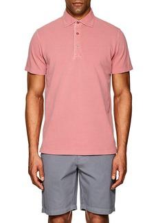 Barneys New York Men's Cotton Piqué Polo Shirt