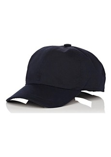 Barneys New York Men's Cotton Twill Baseball Cap