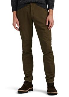 Barneys New York Men's Cotton Twill Trousers