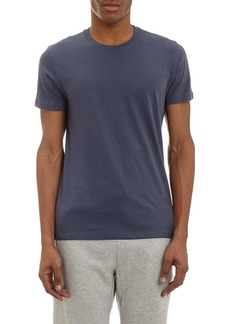 Barneys New York Men's Cotton Crewneck T-Shirt