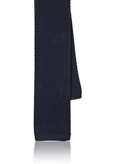 Barneys New York Men's Crochet Silk Grenadine Necktie