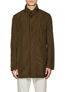 Barneys New York Men's Hooded Jacket