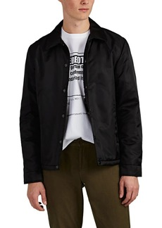 Barneys New York Men's Insulated Coach's Jacket