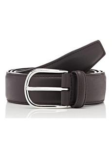 Barneys New York Men's Leather Belt