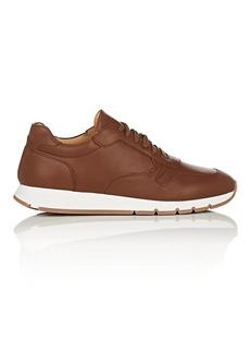 Barneys New York Men's Leather Sneakers
