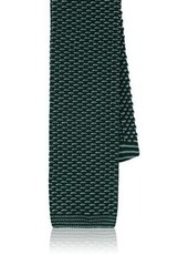 Barneys New York Men's Silk Crochet Necktie